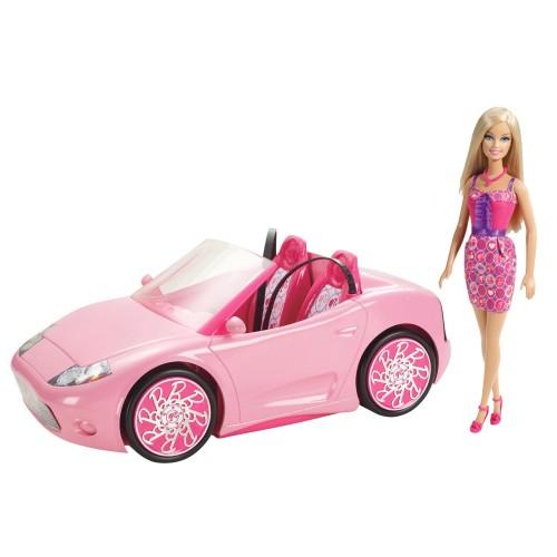 BarbieCar