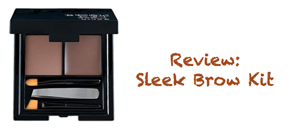 MUA Pro-Brow Eyebrow Kit | Review | Vanity Claire