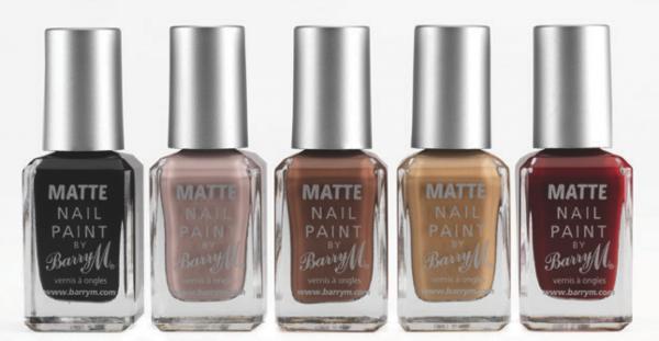 Barry M Matte Nails