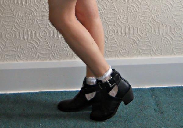 OOTD 8th September Legs