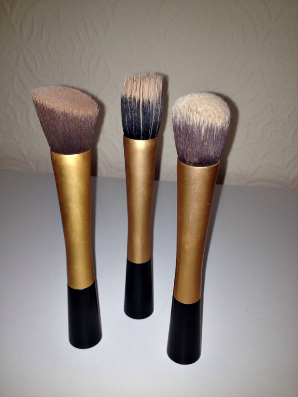 eBay Haul brushes