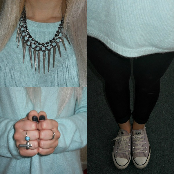 OOTD 15th Oct Collage Accessories