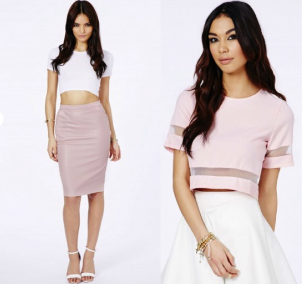 How to wear faux leather pencil skirt – Modern skirts blog for you