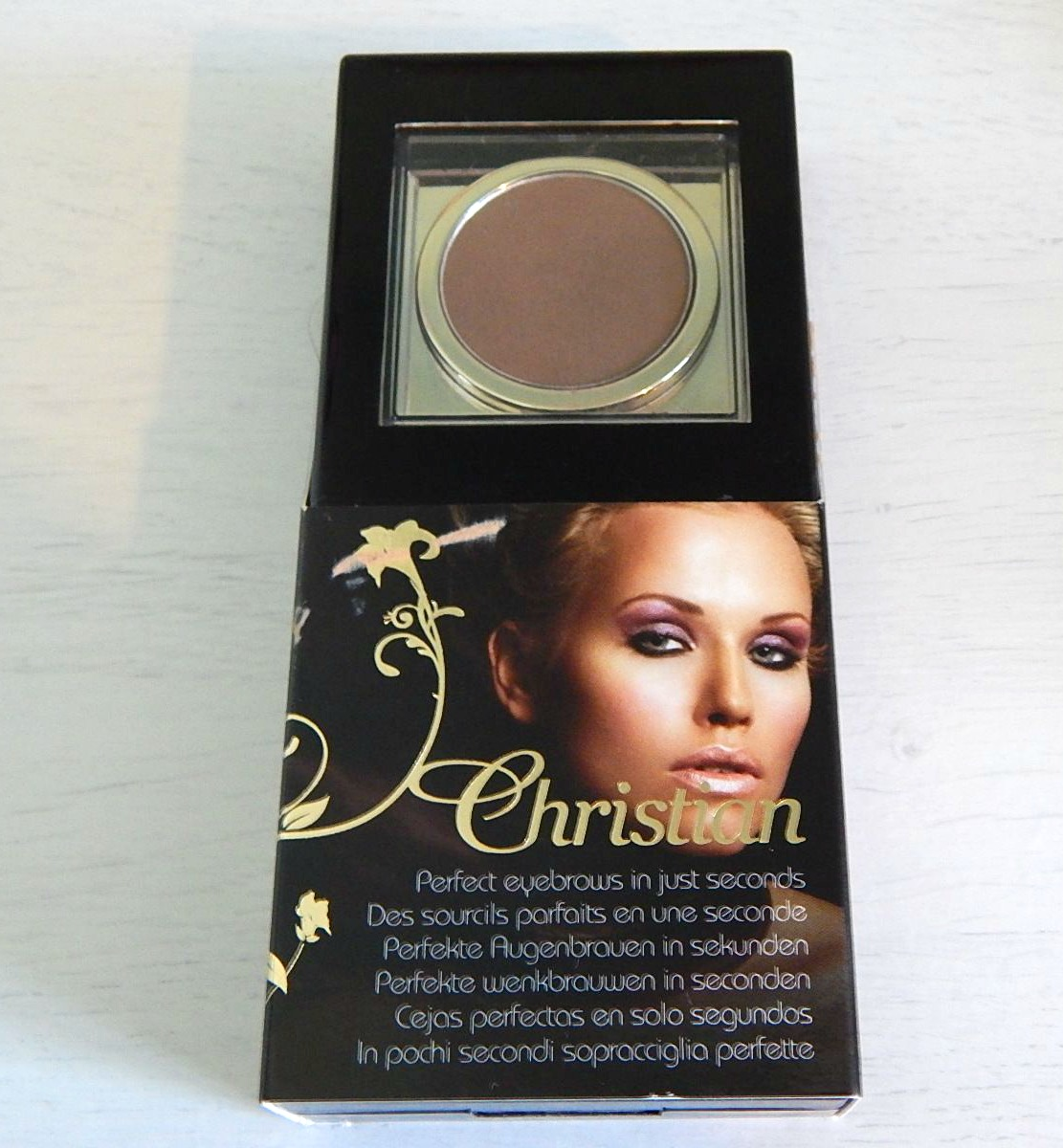 Christian Eyebrow Kit Review Pictures Vanity Claire
