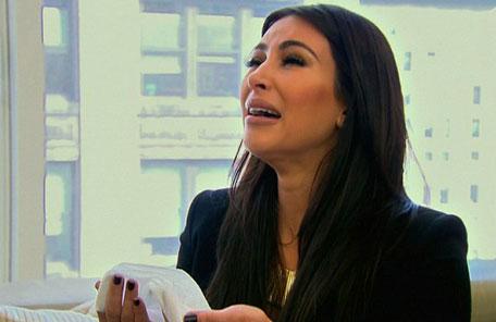 Kim Crying 5