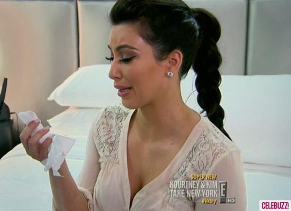 Kim Crying 4
