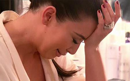 Kim Crying 3
