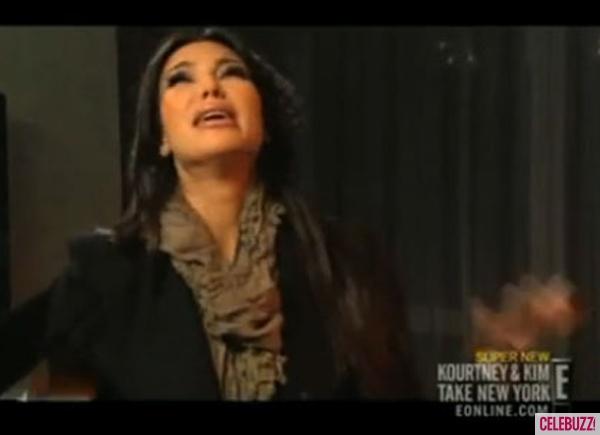 Kim Crying 2