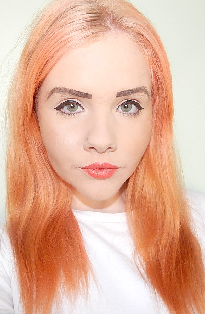 Apricot Color Natural Hair