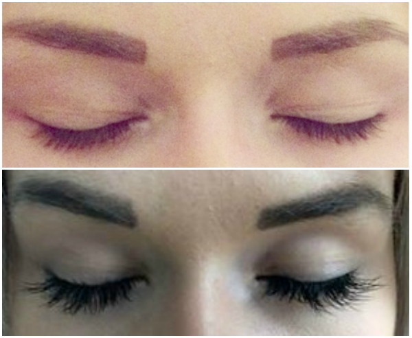 HollywoodLashes Before & After