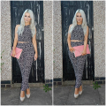 Fashion Blogger Missguided Co-Ord