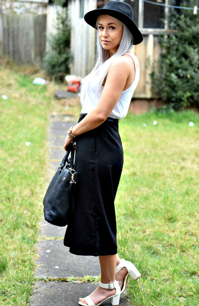 Outfit of the Day Culottes
