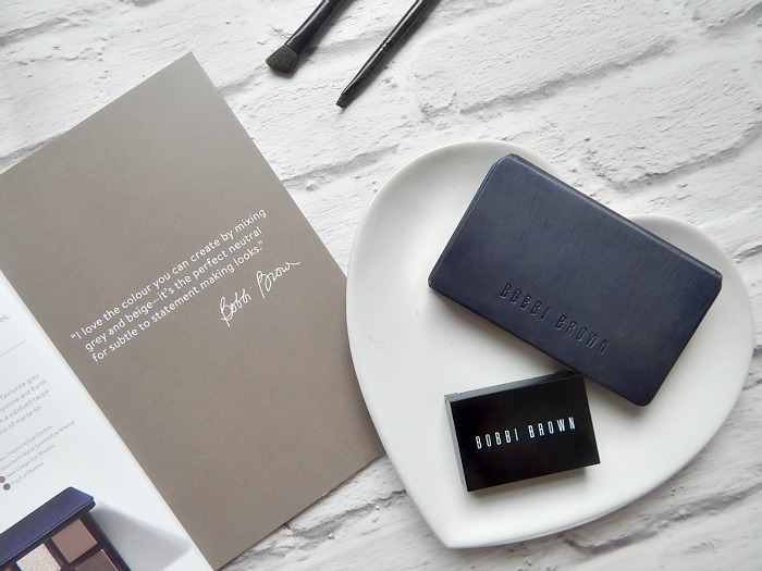 Bobbi Brown Greige Collection Review