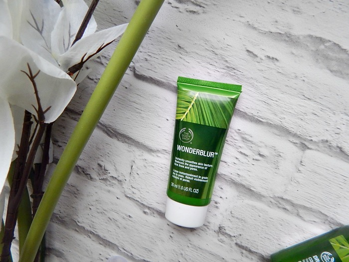 Body Shop Wonderblur Review