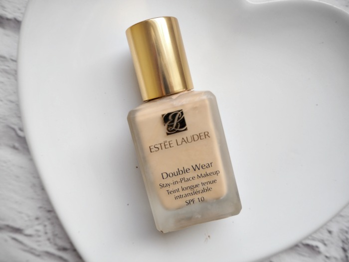 Double Wear Foundation Review