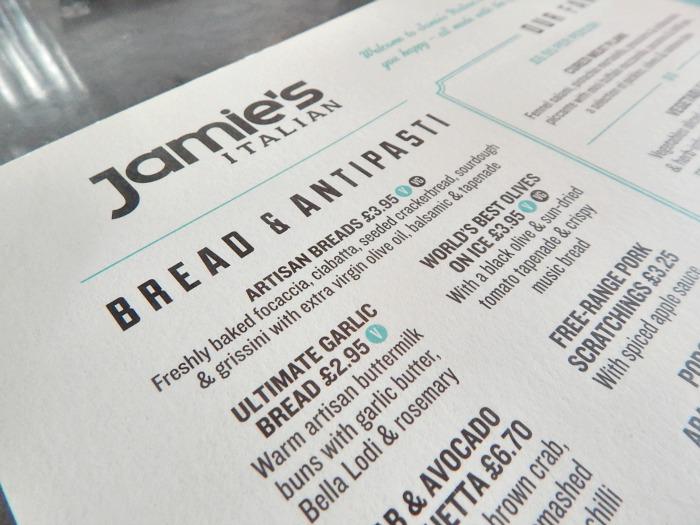 Jamies Italian Birmingham Review