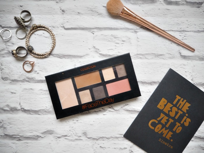 Collection #FaceTheDay Palette | Review