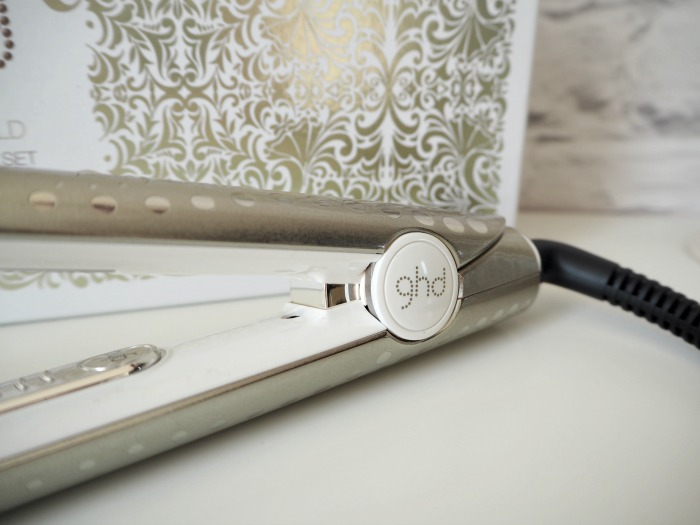 ghd Arctic Gold V Styler Gift Set Review