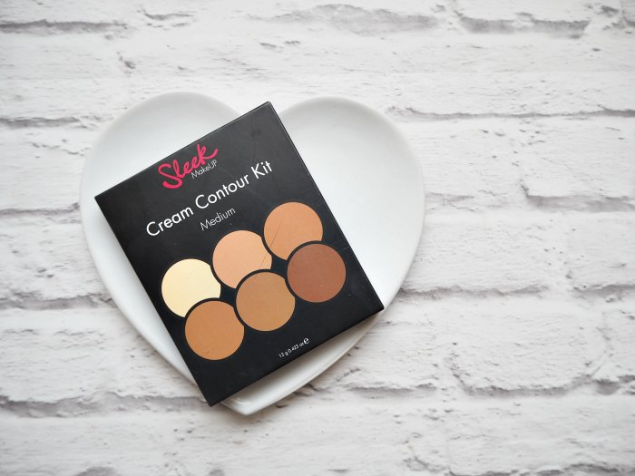 Sleek Cream Contour Kit Medium | Review