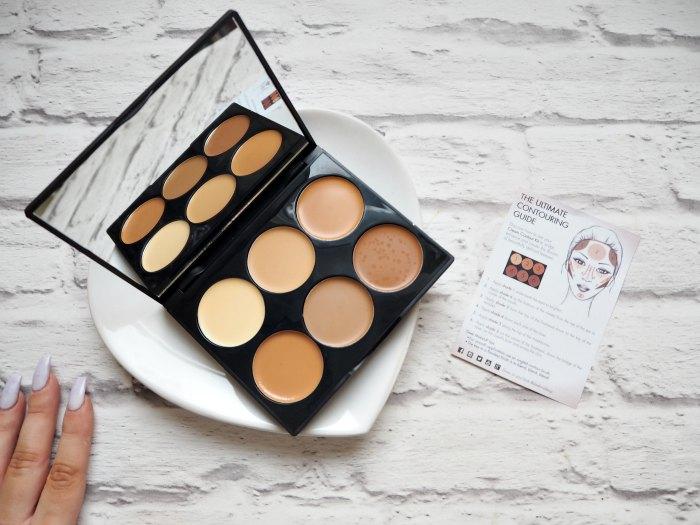 Blogger Review Sleek Cream Contour Kit