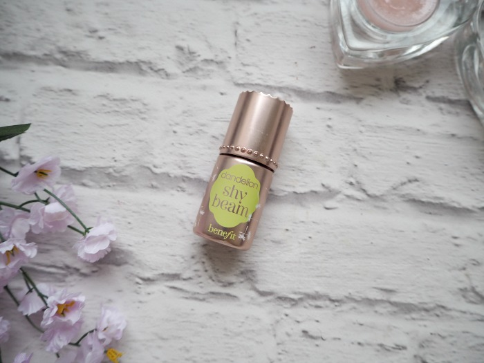 Benefit Shy Beam Matte Highlighter | Vanity Claire