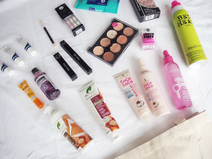 Huge Summer Beauty Haul