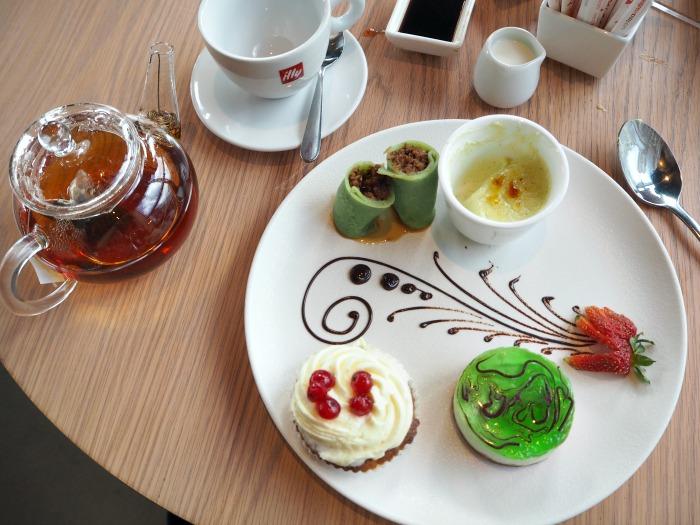 Chi Kitchen  Asian Alternative Afternoon Tea