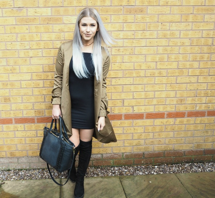 OOTD | Boohoo's Dress Of The Month