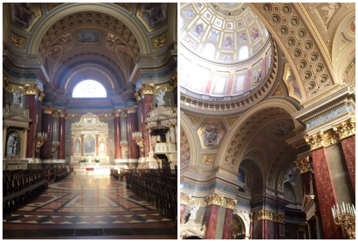 St Stephens Basilica | Budapest Blog