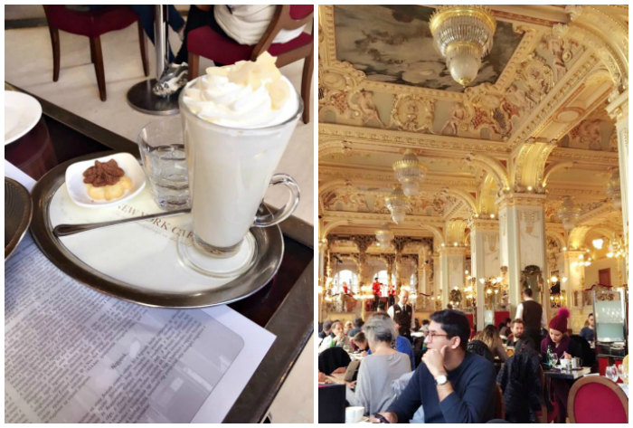 New York Cafe | Budapest Travel Guide