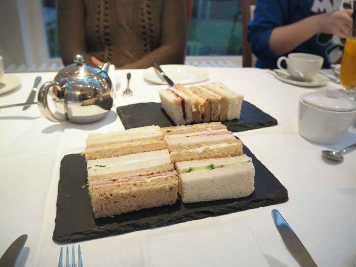 Fishmore Hall Afternoon Tea