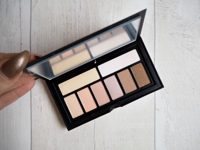 Smashbox Softlight Eyeshadow Palette Review