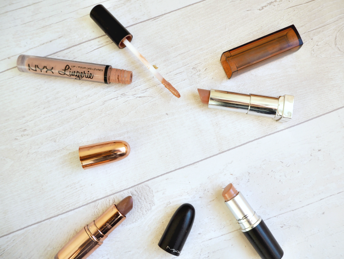Best Nude Lipsticks