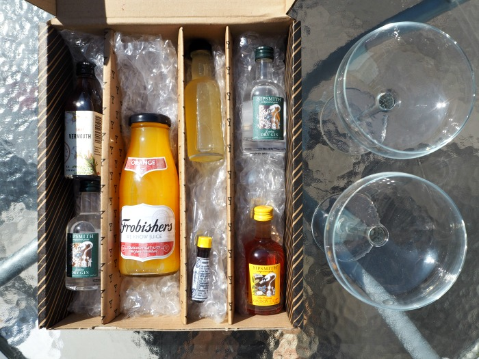 Cocktail Subscription Box Review