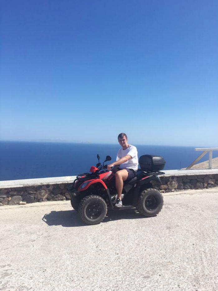 Santorini Quads 2
