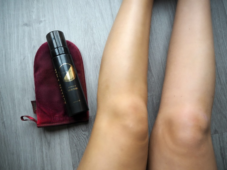 Effin Fake Tan Blog Review