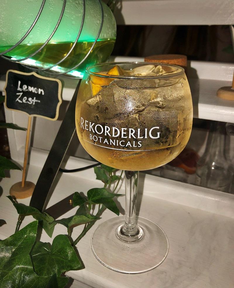 Rekorderlig Botanicals Cider
