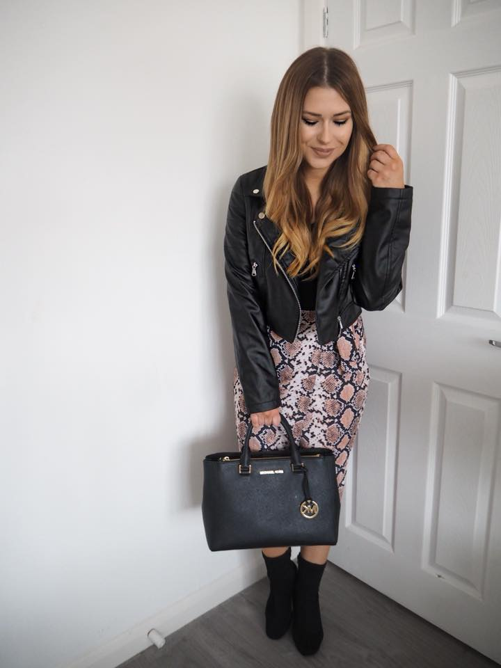 Select Fashion Blogger Outfit