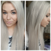 Beauty Works 18″ Silver Hair Extensions | Review